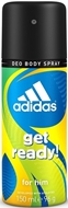Picture of Adidas Deodorant Erkek Get Ready 150 ml