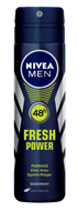 Resim Nivea Deodorant Fresh Power Sprey 150 ml
