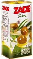Picture of Zade Zeytin Yağı Riveria 5 Lt
