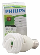 Picture of Philips Tornado 20w Ampül