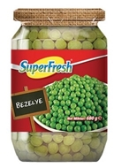 Picture of Superfresh Bezelye Cam 680 gr