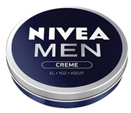 Resim Nivea Men Krem 30 Ml