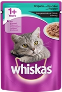 Picture of Whiskas Tavşan Etli 100 gr