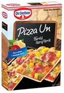 Picture of Dr Oetker Pizza Unu 255 Gr