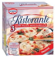 Picture of Dr. Oetker Peynirli Mozzarella Pizza 325 gr