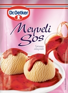 Picture of Dr.Oetker Meyveli Sos 80 gr