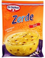 Picture of Dr Oetker Zerde