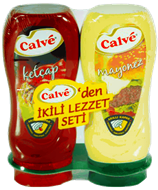 Picture of Calve Ketçap 400 gr + Mayonez 335 gr