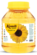 Picture of Komili Ayçiçekyağı Pet 5 lt