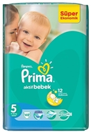 Resim Prima Dev Eko Paket Junior No:5 48 Li