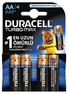 Picture of Duracel Turbo Max Aa 4'lü