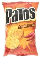Picture of Patos Base Acı Baharat Parti 197 Gr