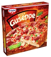 Picture of Dr.Oetker Pizza Guseppe Sucuklu 405 Gr