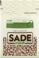Picture of Sade Organik Nohut 500 gr