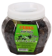 Picture of Cebel Siyah Zeytin İri Taneli Pet 1 kg