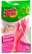 Picture of Scotch Brite Eldiven Ekonomik Numara 6 (No:6)