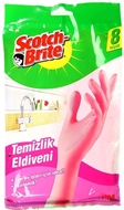 Picture of Scotch Brite Eldiven Ekonomik Numara 8 (No:8)