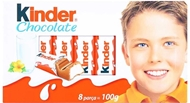 Picture of Kinder Chocolate 100 gr