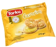 Picture of Torku Favorimo Bisküvi 272  Gr. Muz