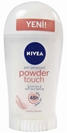 Resim Nivea Deo Stick Powder Touch Bayan 40 ml