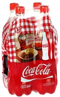 Picture of Coca Cola 4 x 1 lt