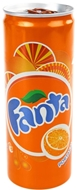 Picture of Fanta Portakal Aromalı Gazoz 250 ml