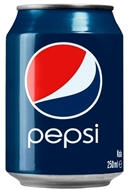 Picture of Pepsi Cola Kutu 250 ml