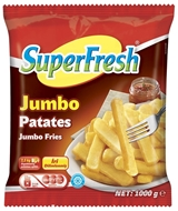 Picture of Superfresh Patates Jumbo 1 kg