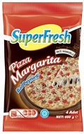 Resim Superfresh Pizza Margarita 600 gr