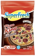Resim Superfresh Pizza King Slimmo 640 gr