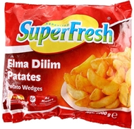 Picture of Superfresh Elma Dilim Patates 1000 gr
