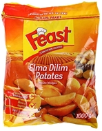 Picture of Feast Elma Dilimli Patates 1000 Gr