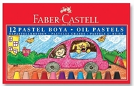 Picture of Faber Castell 12 Lı Pastel Boya
