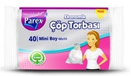 Picture of Parex Çöp Torbası Mini Boy 40 li