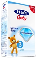 Picture of Hero Baby Nutradefense Devam Sütü 3) 400 gr