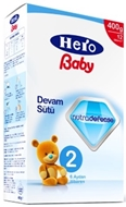 Picture of Hero Baby Nutradefense Devam Sütü 2) 400 gr