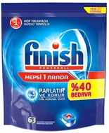 Picture of Finish Powerball Bulaşık Tableti 63'lü