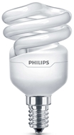 Picture of Philips Twister İnce Ampül Beyaz 8 W