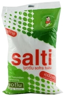 Picture of Salti Rafine İyotlu Sofra Tuzu 1500 gr