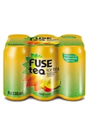 Picture of Fuse Tea Mango Ananas 6 x 330 ml