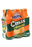 Picture of Frutti C-Max Portakal 6 x 250 ml