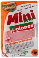Picture of Polonez Hindi Dilimli Salam 60 gr