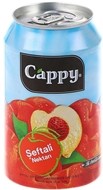 Picture of Cappy Şeftali Nektari 330 ml