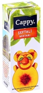Picture of Cappy Şeftali Nektarı 200 ml