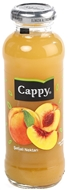 Picture of Cappy Meyve Suyu Şeftali Cam Şişe 250 ml