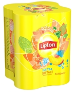 Picture of Lipton Ice Tea Şeftali 4 x 250 ml