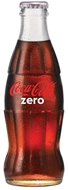 Picture of Coca Cola Zero Cam 200 ml