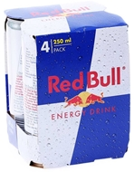 Picture of Red Bull Enerji İçeceği 4*250 Ml