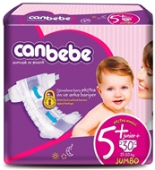 Resim Canbebe Jumbo Junior Plus No:5+ 13-20 Kg 30 Ped