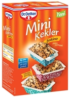 Picture of Dr.Oetker Mini Kekler Şokino 245 gr